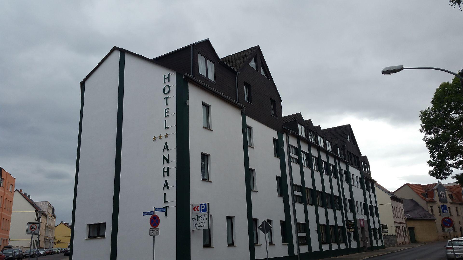 hotelanhalt